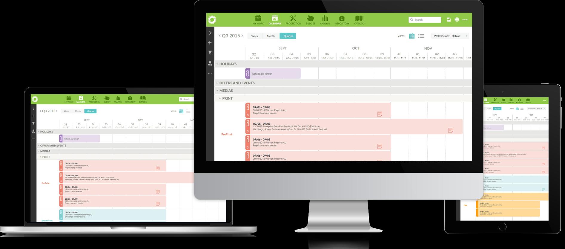 marketing management collaboration software
