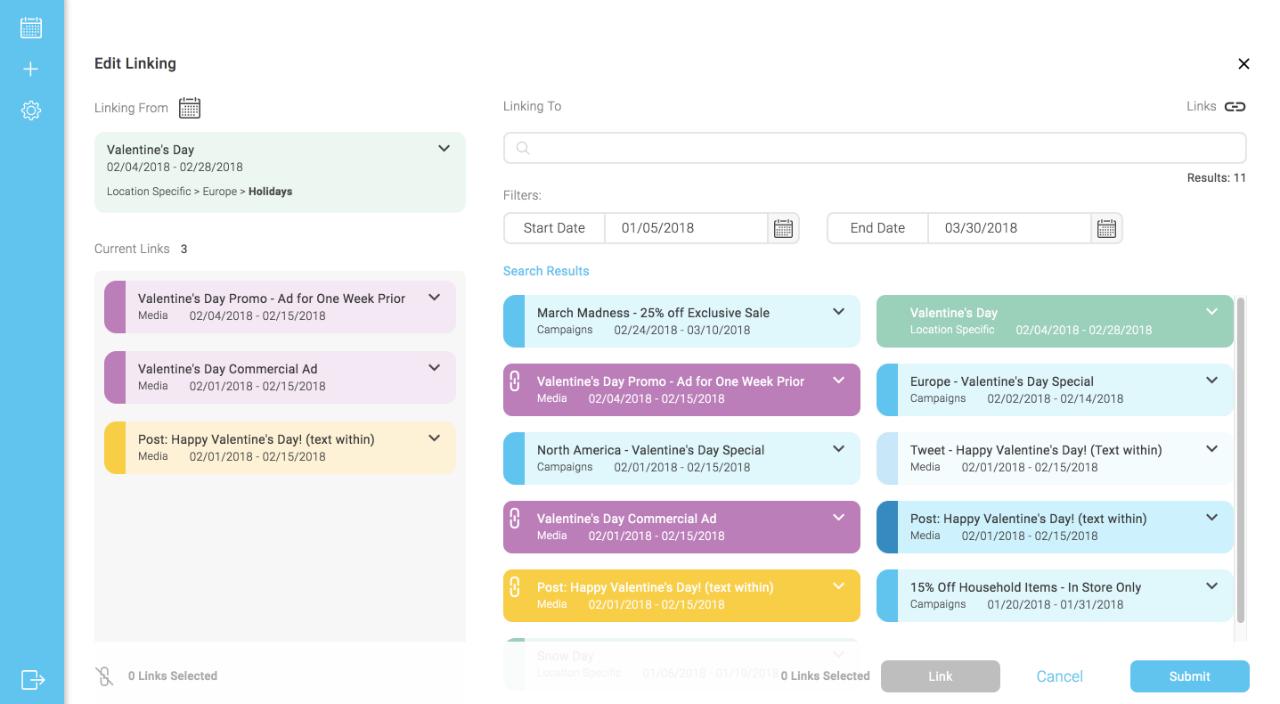 Marketing Calendar Software Leader Crosscap